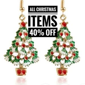 ALL CHRISTMAS ITEMS 40% OFF